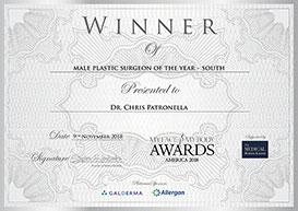patronella winner award