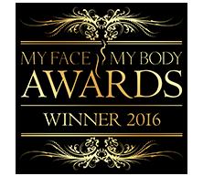 my face my body awards winner 2016