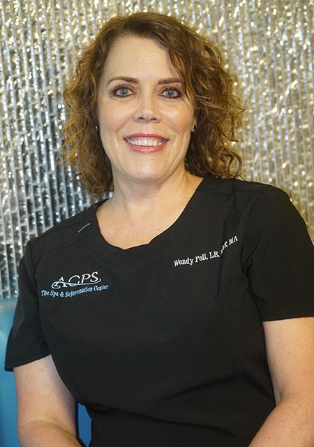Wendy Pell, Licensed Esthetician