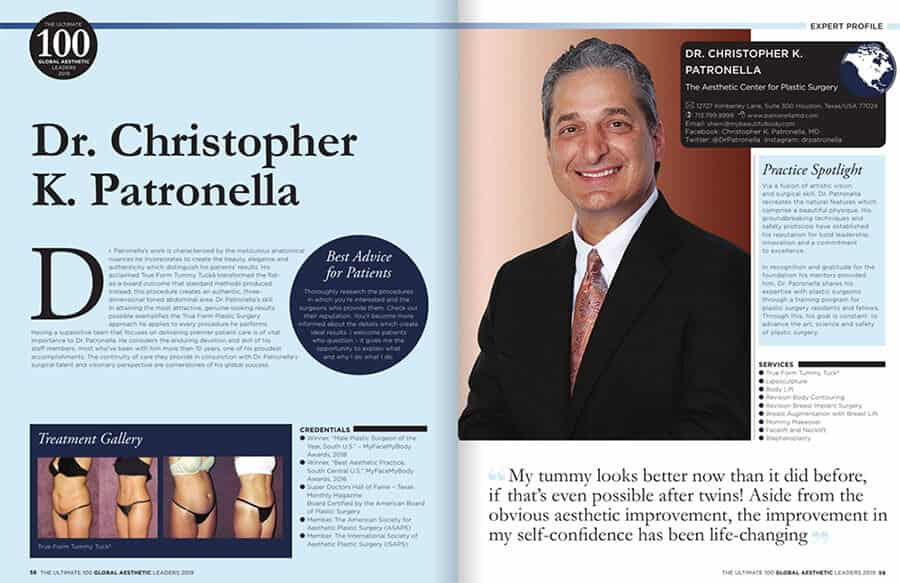 Dr. Christopher K. Patronella