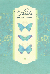 Patient Testimonial Card