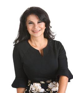 Dr. Patronella's patient coordinator Eva Cadena